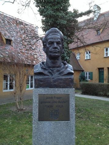 Bust of Jakob the Rich