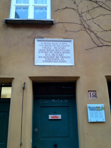 Home of Franz Mozart